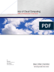 Economics of Cloud Computing