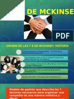 LAS 7 S DE MCKINSEY