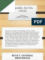 phil republic act 10533