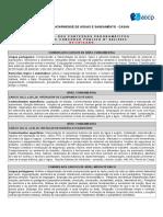 Casan Anexo II - Conteúdo Programático -CASAN