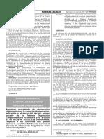 RESOLUCIÓN DEL CONSEJO DIRECTIVO N° 006-2016-SUNEDU/CD