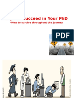 +Tips to Succeed in Your PhD