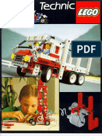 Lego Technic 8890 Idea Book