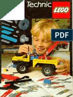 Lego Technic 8889 Idea Book