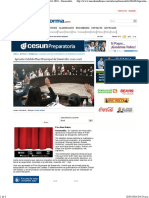 14-01-16 Aprueba Cabildo plan municipal de desarrollo 2016-2018
