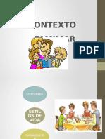 Contexto Familiar en Los Niños
