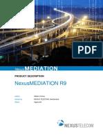 Product Description NexusMEDIATION R9