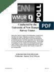 CNN WMUR New Hampshire Poll 01-20-16