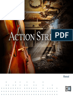 Action Strings Manual English