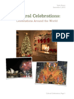 cultural celebrations magazine