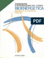 Esercizi Bioenergetica