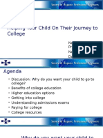 Helping Your Child On Their Journey to College Final- PPT for presenters.pptx