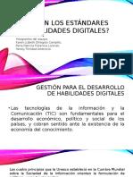 Que Son Los Estándares de Habilidades Digitales