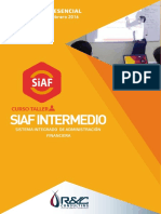 Siaf Intermedio 2016