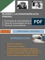 Proceso de Comunicación en La Empresa_2016