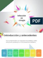 Infección en Cirugía 2