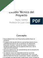 S5 Estudio Técnico Del Proyecto