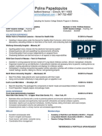 dicas resume pdf