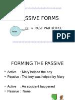 New Microsoft PowerPoint Passive