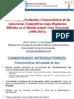 Presentacion CSLR Sobre Autocracias Competitivas
