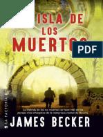 Becker James - Chris Bronson 04 - La Isla de Los Muertos