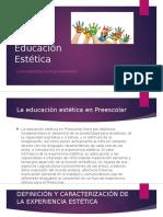 Educación Estética