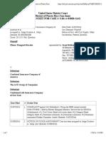 MANGUAL-MORALES v. COMBINED INSURANCE COMPANY OF AMERICA et al docket