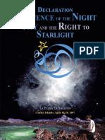 Starlight Declaration En