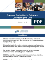 Delaware Educator Evaluation