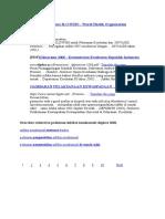 Pedoman Infeksi Nosokomial Depkes 2001