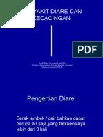 DIARE & KECACINGAN  TERBARU.ppt