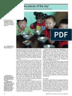 North Korea Famine Eys of the Sky