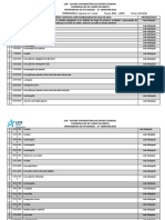 Cronograma Das Aulas de Processo Civil
