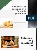Diagnóstico en Desarrollo Organizacional