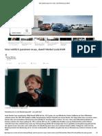 2016.01.20 Que La Echen -Was Wirklich Passieren Muss, Damit Merkel Zurücktritt