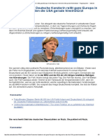 Angela Merkel_ Deutsche Kanzlerin Reißt Ganz Europa in Den Abgrund, In Den Die USA Gerade Hineinstürzt -- Puppenspieler -- Sott