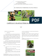 Apostila de Toxicologia - Capítulo 5 (Parte 2) - Plantas Tóxicas Ornamentais