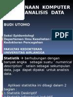 Peran Komputer (Spss) Dalam Analisis Data