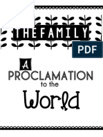 Proclamation to the Family
