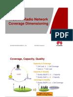 UMTS Network Dimensioning-Link Budget for Banglalink-20081104