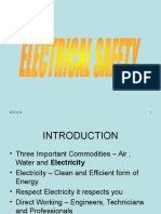 3.Electrical Safety