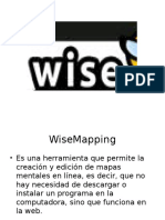 Diapositvas de WiseMapping