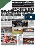 GradoCeroPress- Periódico El Reportero 15ene2016 - Número 10400
