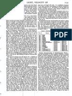 Velocity of light summary.pdf