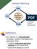 Chapter-14 Six Sigma Presentation for DFMA Workshop April2007