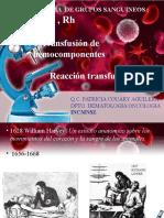 ABO-RH y Transfusión SEP 2014