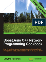 Boost.Asio C++ Network Programming Cookbook - Sample Chapter