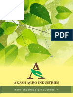 Akash Agro Industries Gujarat India