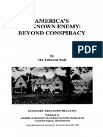 America's Unknown Enemy_ Beyond - American Institute for Economic