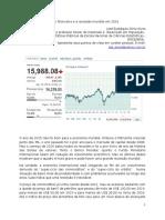 A crise financeira e a recessão mundial em 2016